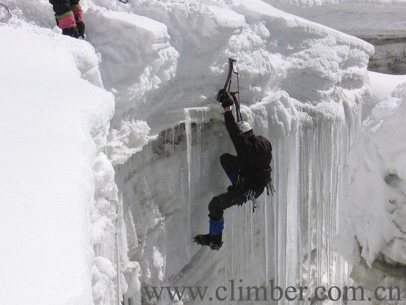 冰雪攀登助教資歷認證計劃(第四期)
