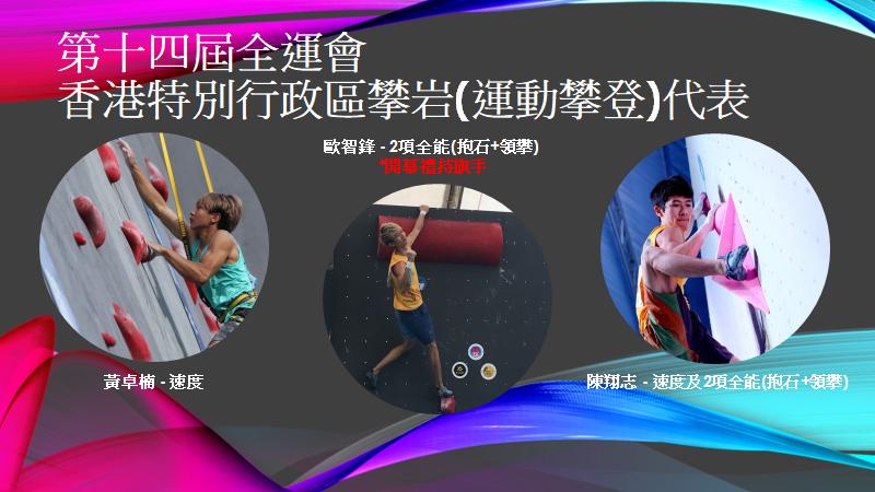 第十四屆全運會 - 陳翔志奪2項全能第四名